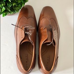 Domani by Johnston & Murphy Genuine Leather Shoes